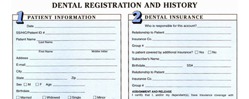 Patient Information and Medical History